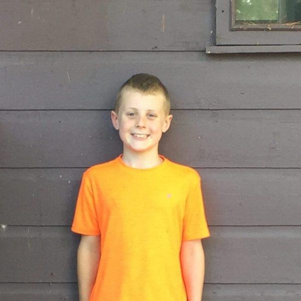 Ben Crocker: Camper age 9