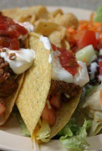 tacos at camp billings