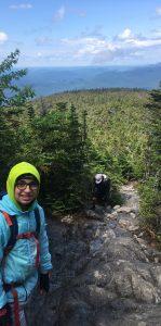 hiking trail camp billings