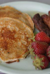 pancakes at camp billings